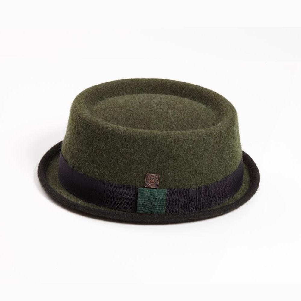 Buy Tony Moss Porkpie Hat Online at £60 from Dasmarca 2f4921e1547