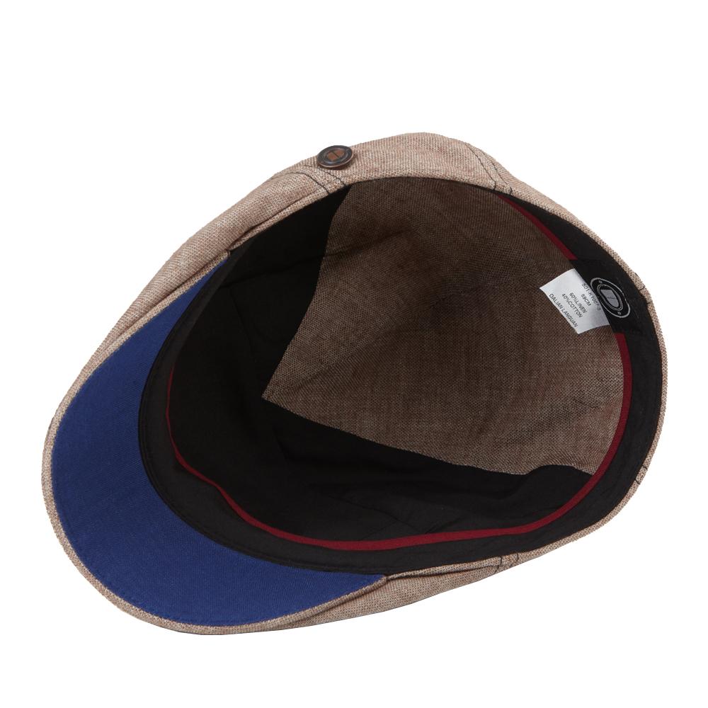 eros light brown cap at 42 00 dasmarca